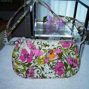 Vera Bradley Adjustable Shoulder Bag